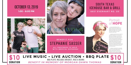 Benefit for Stephanie Sasser Fight for LIFE