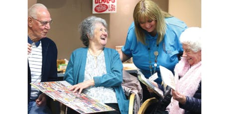 CREATIVE AND CULTURAL PARTICIPATION IN LATER LIFE tickets