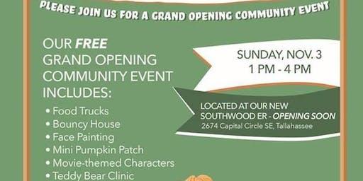 Capital Regional Grand Southwood ER Opening Community Event