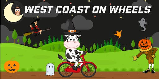 West Coast On Wheels Nite Owl II Halloween Edition