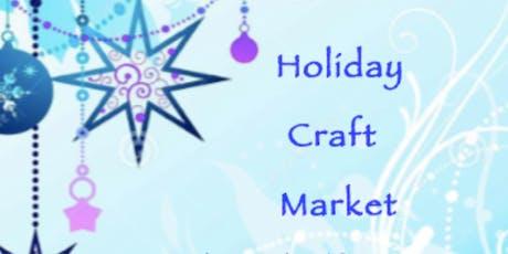 Holiday Craft Market tickets