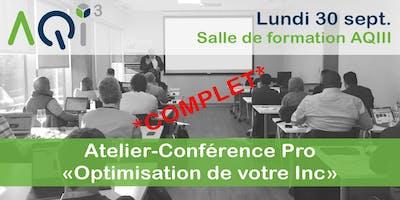 """*COMPLET* Atelier - Conférence Pro """"Optimisation de votre CV"""""""