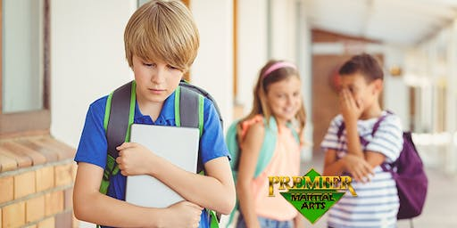 BULLY PROOF - A FREE CLASS FOR KIDS