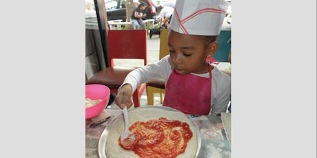 Kids Make Pizza tickets