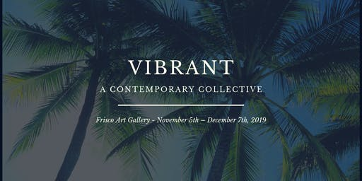 Vibrant Art Exhibition Opening