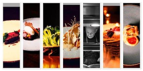 Tasting menu at Nourish with Ernst van Zyl tickets