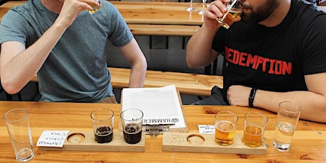 Guided Beer Tastings at Hammerton Brewery tickets