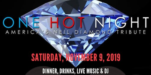 One Hot Night Neil Diamond Tribute