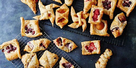 Baking School: Sweet & Savory Pastries for Winter tickets