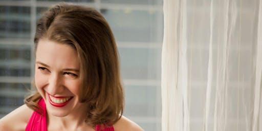 The Art of the Piano: Sarah Hagen