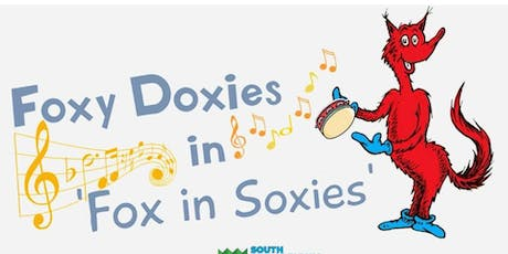 Foxy Doxies in 'Fox in Soxies' tickets