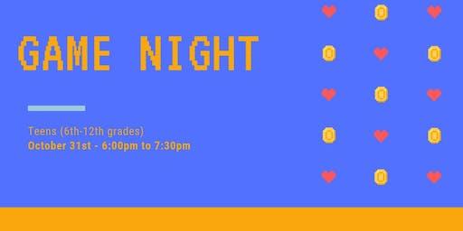 Game Night [Teens]