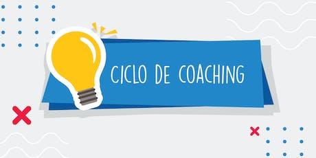 """Ciclo de coaching: """"Transformando nuestro ser"""" entradas"""