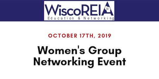 WiscoREIA's Women's Group Event - October 2019!