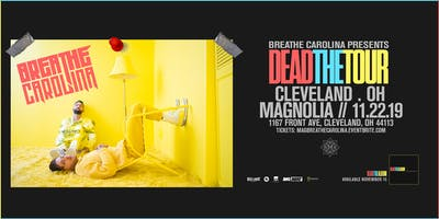 Breathe Carolina at Magnolia Cleveland