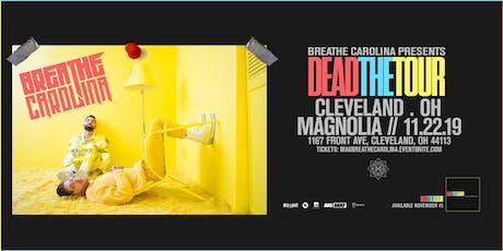 Breathe Carolina at Magnolia Cleveland tickets