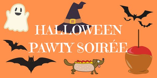 Halloween Pawty Soirée! Hosted by The ODMC