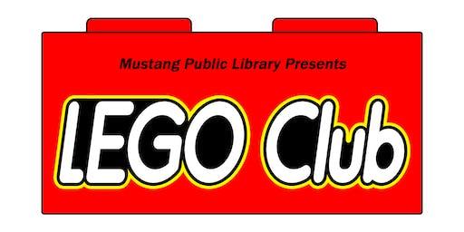 LEGO Club - October