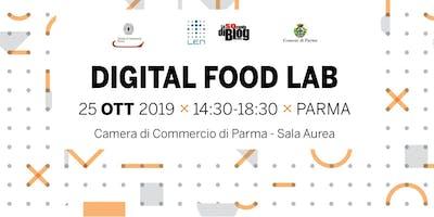 Digital Food Lab - Nuove tecnologie e ristorazione.