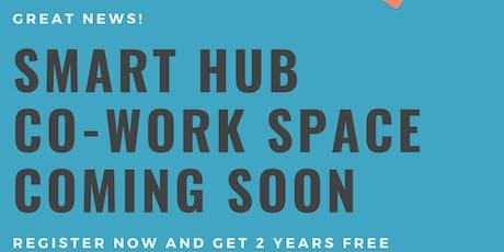 Entrepreneurs SMART HUB   Co-Work Space   North York   * NEW * tickets