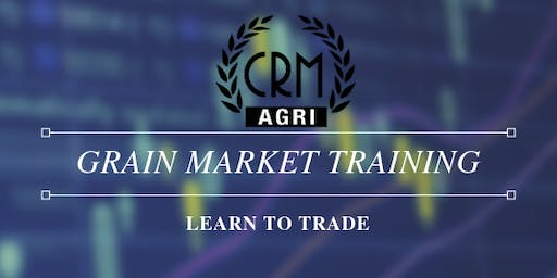 CRM Agri Grain Marketing Course (Stamford) £350 (+ VAT)