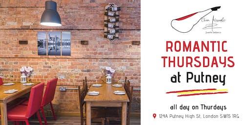 Romantic Thursdays   Putney High Street