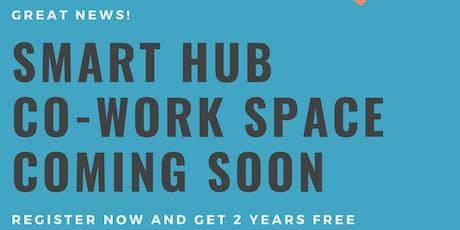 Entrepreneurs   SMART HUB Co-Work Space   North York * New* tickets