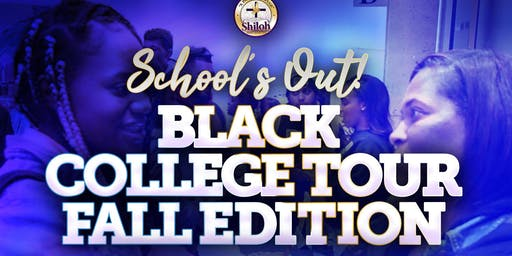 Shiloh HBCU College Tour - Fall Edition