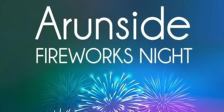 Arunside Fireworks Night tickets