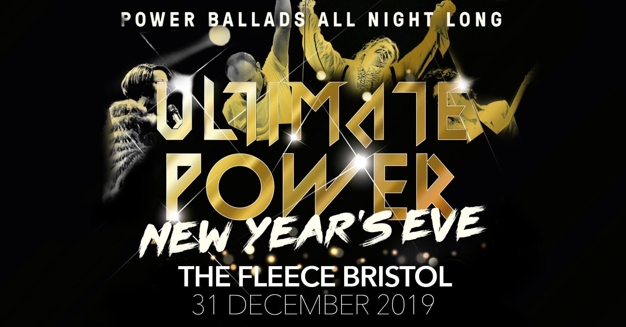 Ultimate Power New Years Eve Special