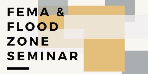 FEMA & Flood Zone Seminar