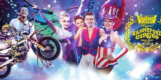 Royal Hanneford Circus - AMERICAUS, GA