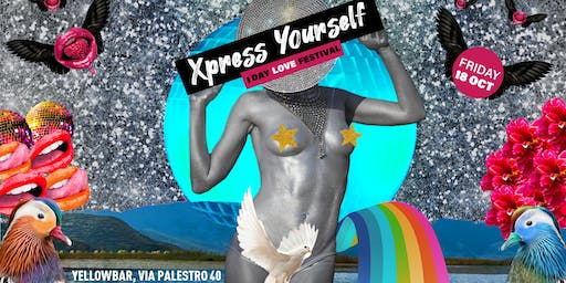 Xpress Yourself - 1 Day Love Festival