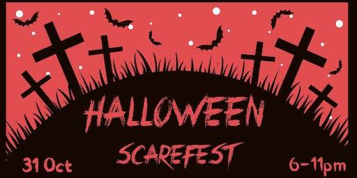 Halloween Scarefest