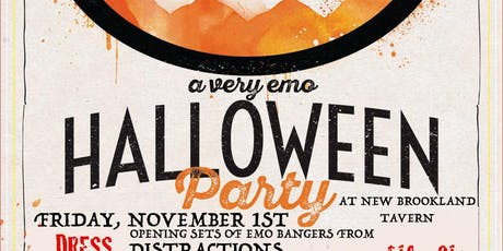 Emo Night Columbia: A Very Emo Halloween 2 tickets