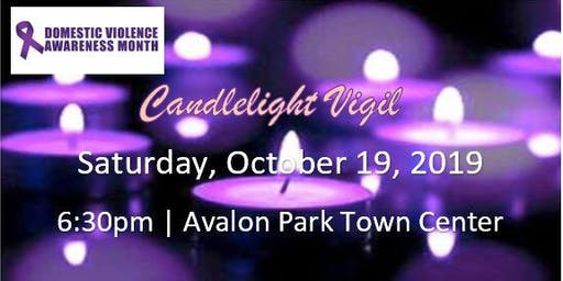 Domestic Violence Awareness - Candlelight Vigil