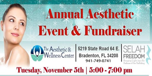 Holiday Aesthetic Event & Fundraiser