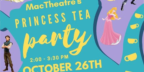 Princess Tea Party 2019 tickets