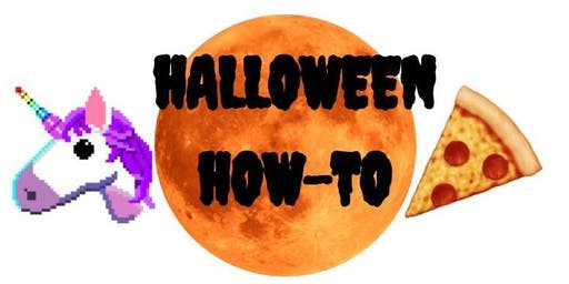 YEGYouth Halloween How-To