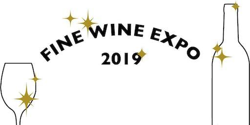 Fine Wine Expo 2019