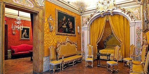 La residenza aristocratica di provincia - visita a Palazzo Tozzoni - Speciale Card Musei