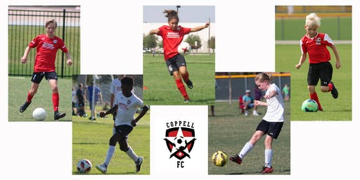 Coppell FC Private Skills - $25/session