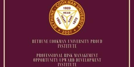Inaugural Bethune Cookman University P.R.O.U.D. Institute tickets