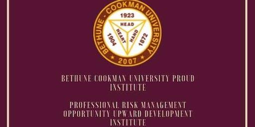 Inaugural Bethune Cookman University P.R.O.U.D. Institute
