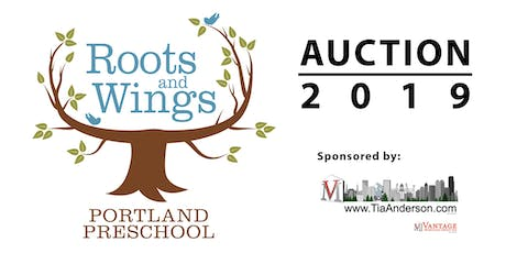 Roots & Wings Silent Auction 2019 tickets