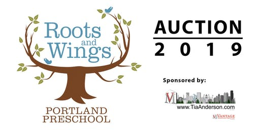 Roots & Wings Silent Auction 2019