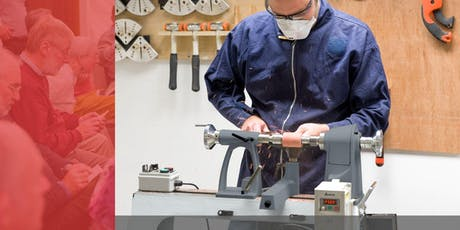 North Shields Store - Woodturning With Rick Dobney tickets