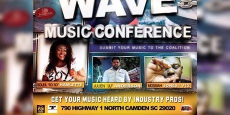 NEW WAVE MUSIC CONFERENCE tickets