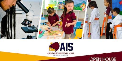AIS Open House - Oct. 2019