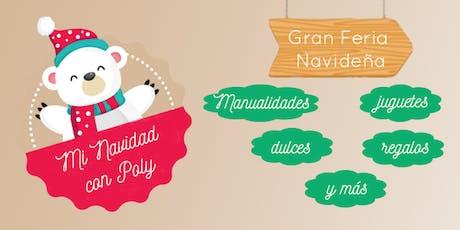 Mi Navidad con Poly Gran Feria Navideña entradas